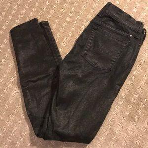 Lucky brand black jeans
